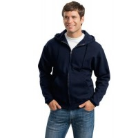 JERZEES® Super Sweats® - Full-Zip Hooded Sweatshirt