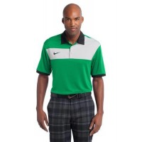 Nike Golf Dri-FIT Sport Colorblock Polo.