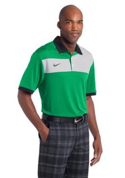 cd7c3372 Nike Golf Dri-FIT Sport Colorblock Polo.