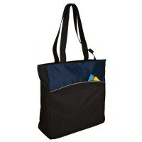 Port Authority® - Two-Tone Colorblock Tote.