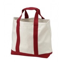 Port Authority® - Two-Tone Shopping Tote.