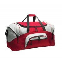 Port Authority® - Standard Colorblock Sport Duffel.