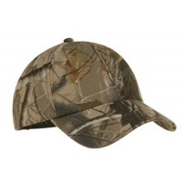 Port Authority® Pro Camouflage Series Garment-Washed Cap.