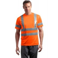 CornerStone® - ANSI 107 Class 3 Short Sleeve Snag-Resistant Reflective T-Shirt.