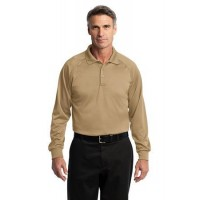 CornerStone® - Select Long Sleeve Snag-Proof Tactical Polo.