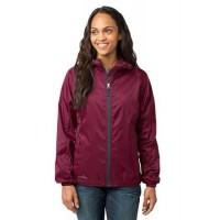 Eddie Bauer® - Ladies Packable Wind Jacket.