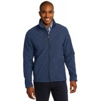 Eddie Bauer® Shaded Crosshatch Soft Shell Jacket.