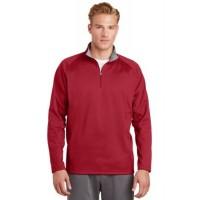 Sport-Tek® Sport-Wick® Fleece 1/4-Zip Pullover.