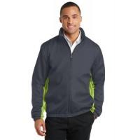 Port Authority® Core Colorblock Wind Jacket.
