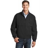 Port Authority® Classic Poplin Jacket.