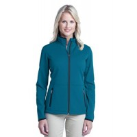 Port Authority® Ladies Pique Fleece Jacket