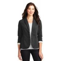 Port Authority® Ladies Fleece Blazer.