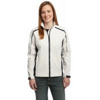 Port Authority® Ladies Embark Soft Shell Jacket.