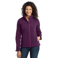 Port Authority® Ladies Traverse Soft Shell Jacket