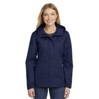 Port Authority® Ladies All-Conditions Jacket.