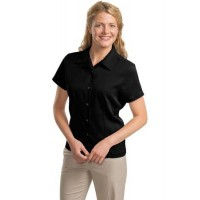 Port Authority® Ladies Easy Care Camp Shirt.