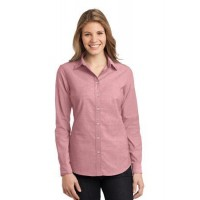 Port Authority® Ladies Chambray Shirt.