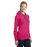 Sport-Tek® Ladies Tech Fleece Hooded Sweatshirt