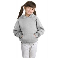 Hanes® - Youth EcoSmart® Pullover Hooded Sweatshirt
