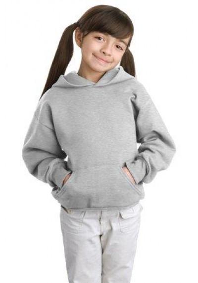 Hanes® - Youth EcoSmart® Pullover Hooded Sweatshirt