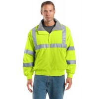 Port Authority® Enhanced Visibility Challenger™ Jacket with Reflective Taping.