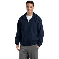 Sport-Tek® Tall Hooded Raglan Jacket.