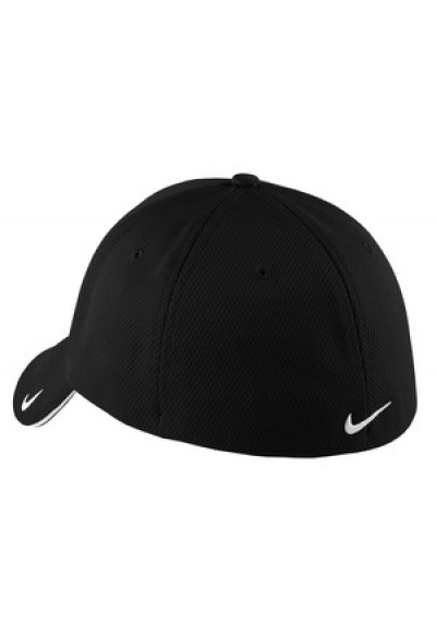d744f99d0 Nike Golf Dri-FIT Mesh Swoosh Flex Sandwich Cap/Hats