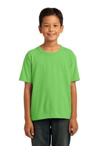 Fruit of the Loom® Youth HD Cotton™ 100% Cotton T-Shirt.