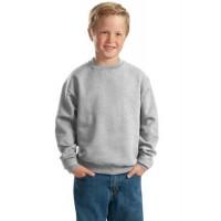 JERZEES® - Youth NuBlend® Crewneck Sweatshirt.