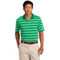 Nike Golf Dri-FIT Tech Stripe Polo.