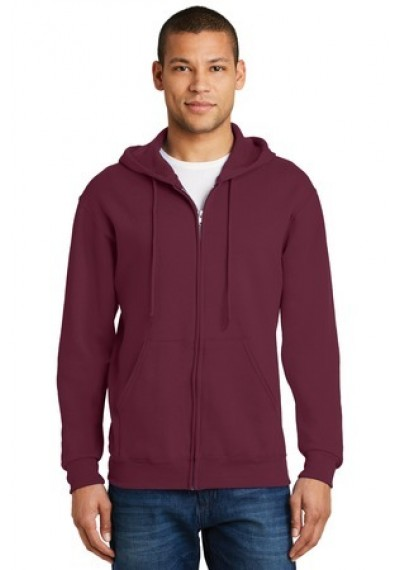 JERZEES® - NuBlend® Full-Zip Hooded Sweatshirt.