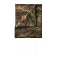 Port & Company® Core Fleece Camo Sweatshirt Blanket