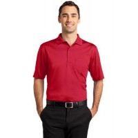 CornerStone® Select Snag-Proof Pocket Polo.