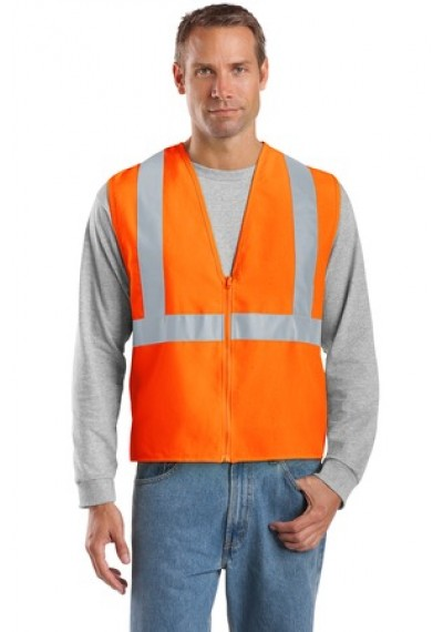 CornerStone® - ANSI 107 Class 2 Safety Vest