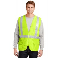 CornerStone® - ANSI 107 Class 2 Mesh Back Safety Vest