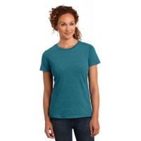 District Made® Ladies Perect Weight 3/4-Sleeve Tee