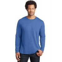 District Made® Mens Perfect Weight® Long Sleeve Tee