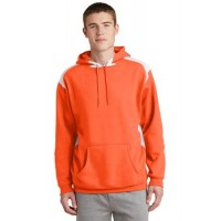 Sport-Tek® Pullover Hooded Sweatshirt with Contrast Color.
