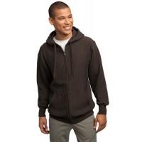 Sport-Tek® Super Heavyweight Full-Zip Hooded Sweatshirt.