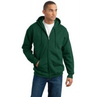 Hanes® Ultimate Cotton® - Full-Zip Hooded Sweatshirt.