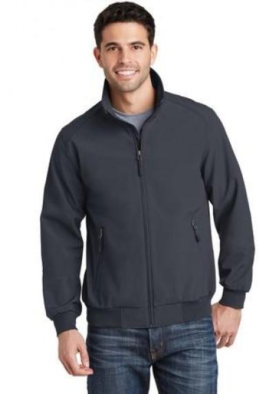 Port Authority® Soft Shell Bomber Jacket