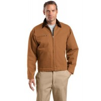 CornerStone® Tall Duck Cloth Work Jacket