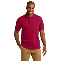 Port Authority® Rapid Dry™ Tipped Polo