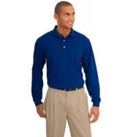 Port Authority® Rapid Dry™ Long Sleeve Polo
