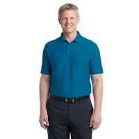 Port Authority® Horizontal Texture Polo.
