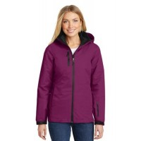 Port Authority® Ladies Vortex Waterproof 3-in-1 Jacket.