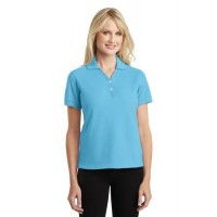 Port Authority® Ladies 100% Pima Cotton Polo