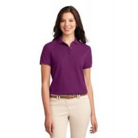 Port Authority® Ladies Silk Touch™ Polo.