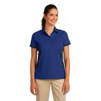 Port Authority® Ladies Dry Zone® Colorblock Ottoman Polo