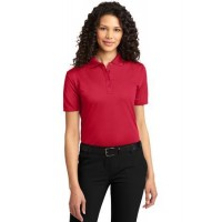 Port Authority® Ladies Dry Zone® Ottoman Polo